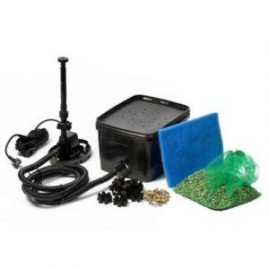 Ubbink Filtration Biopure 2000 BasicSet Elimax 1000 couvercle perforé