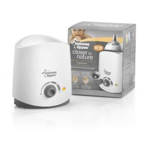 Tommee tippee Chauffe biberon et petits pots Close to Nature