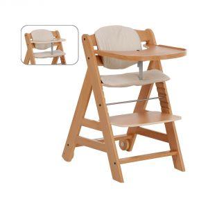Hauck Beta Plus - Chaise haute avec tablette