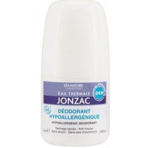 Eau Thermale Jonzac Déodorant hypoallergénique 24h