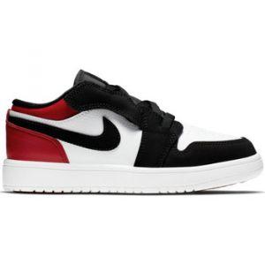 Nike Chaussure Jordan 1 Low Alt pour Jeune enfant - Blanc - Taille 29.5 - Unisex