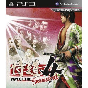 Way of the Samurai 4 [PS3]