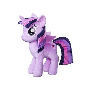 Hasbro Peluche Princesse Twilight Sparkle My Little Pony