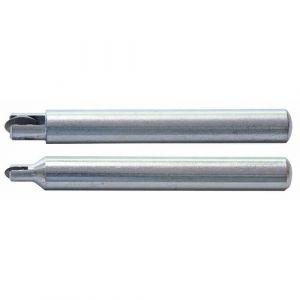 Sidamo 2 molettes carbure sur tige D.6,5 et D.10 mm pour coupe carreaux CM 11200200