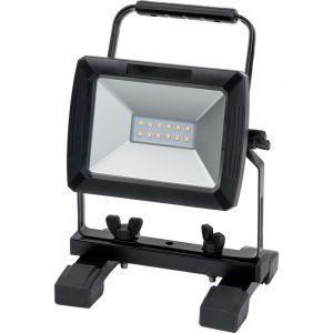 Brennenstuhl Lampe de travail LED CMS 1171260111 à batterie, avec fiche auto 10 W 730 lm