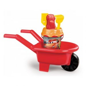 Smoby Brouette garnie Cars 3