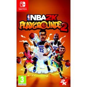 NBA 2K Playgrounds 2 [Switch]