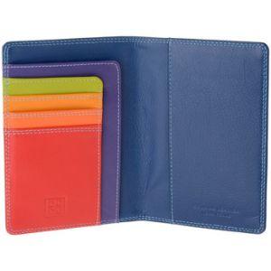 Dudu Portefeuille Porte-papiers en cuir et porte-cartes de crédit  multicolor de 208c01e3ca1