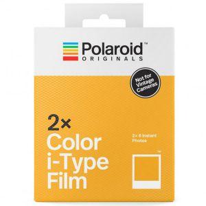 Polaroid Papier photo instantané Originals Color Film for i-Type - Double Pack