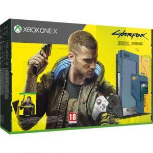Microsoft Console Xbox One X CyberPunk 2077