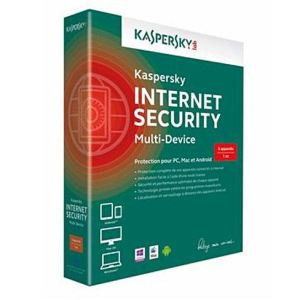 Internet security multi-device 2014 pour Windows, Mac OS, Android