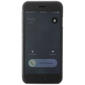 Puro IPC655SENSEBLK - Étui folio pour iPhone 6