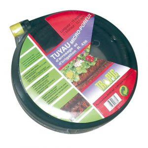 Tropic Batterie tuyau poreux - D: 13 mm x 15 m - Tuyau arrosage