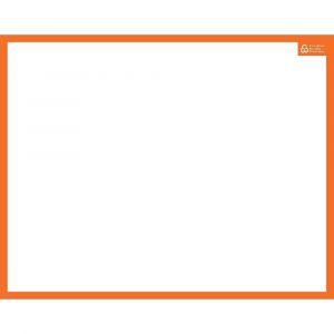 Bouchut grandremy 000535 - Ardoise effaçable à sec blanche 21x26.5 cm