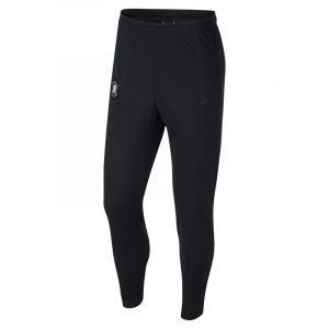Nike Pantalon de survêtement de football F.C. pour Homme - Noir - Couleur Noir - Taille L