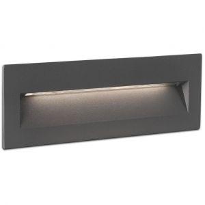 Faro 70638 - NAT LED Lampe encastrable gris foncé