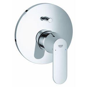 Grohe 19382000 - Façade pour mitigeur monocommande bain-douche Eurosmart Cosmopolitan chromé