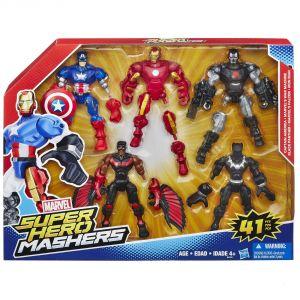 Hasbro Super Héro Mashers Multi pack