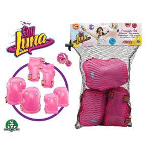 Giochi Preziosi Set de 3 protections Soy Luna (taille M)