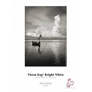 Hahnemühle Photo Rag Bright White papier photo 25 feuilles A3 310 gr