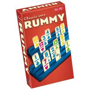 Tactic Rummy version Voyage