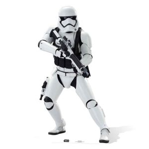 Figurine géante en carton Stormtrooper EP7 Star Wars