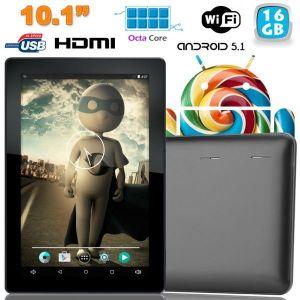 Yonis Y-tt108g16 - Tablette tactile 10 pouces Android Lollipop 5.1 Octa Core 16 Go