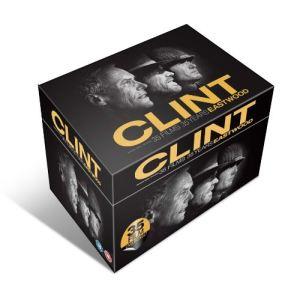 Coffret Clint Eastwood - 35DVD