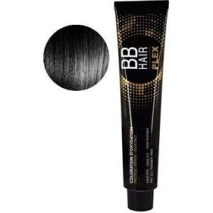 Generik Coloration d'oxydation BBHair Plex 1 Noir 100 ML