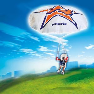 Playmobil 5455 Sports et Action - Parachutiste Rick