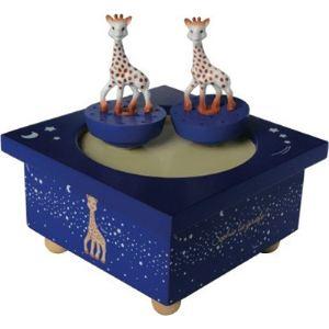 Trousselier Boîte à musique magnétique Sophie la girafe