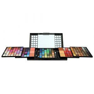 Gloss! Color Pro - Palette de maquillage 166 pièces