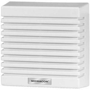Monacor Haut-parleur alarme SPE-85/WS