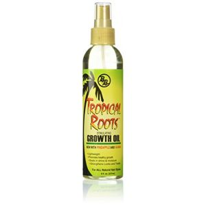 Bronner Brothers Tropical Roots - Growth Oil - 237 ml