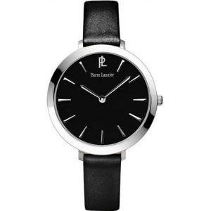 Pierre Lannier 011H6 - Montre pour femme avec bracelet en cuir