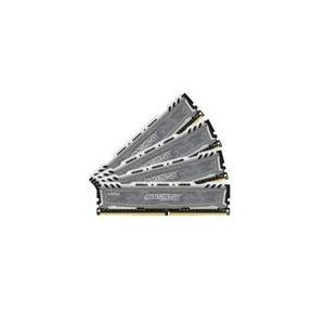 Crucial BLS2C8G4D240FSC - Barrette mémoire Ballistix Sport LT DDR4 16 Go (4 x 4 Go) CAS 16 2400 MHz