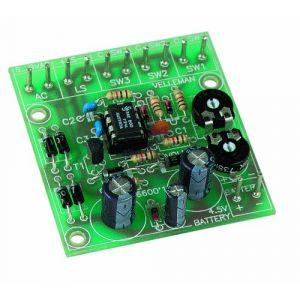 Velleman Gong à tonalités multiples (kit à monter) K6600-Kit bruitage