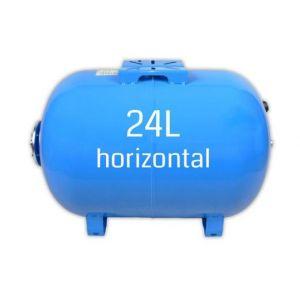 Omni Ballon surpresseur 24l horizontal, cuve, réservoir surpresseur