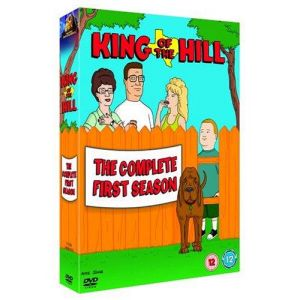 King Of The Hill S1 [Import anglais] [DVD]
