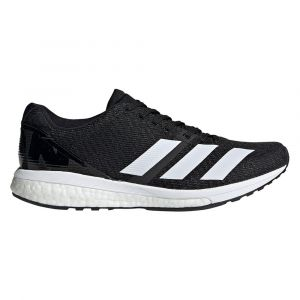 Adidas Running Adizero Boston 8 - Core Black / Ftwr White / Core Black - Taille EU 39 1/3