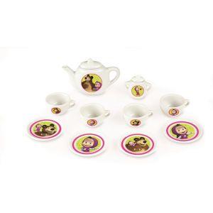 Smoby 310514 - Dinette en porcelaine Masha