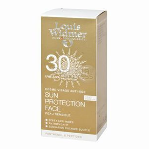 Louis Widmer Sun Protection Visage anti-âge IP30