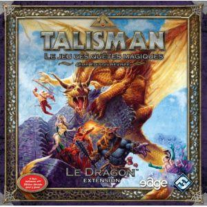 Edge Talisman extension Le dragon