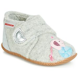 Giesswein Chaussons enfant OBERHOF Gris - Taille 20,21,22,23,24,25,26