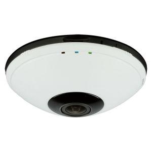 D-link DCS-6010L - Caméra de surveillance IP dôme 360 °