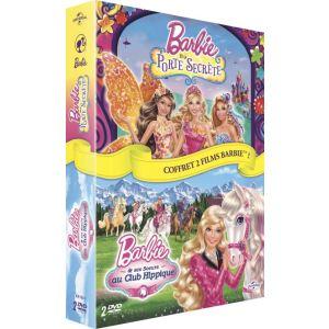 Barbie et la porte secrète + Barbie et ses soeurs au club hippique