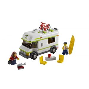 Lego 7639 - City : Le camping-car