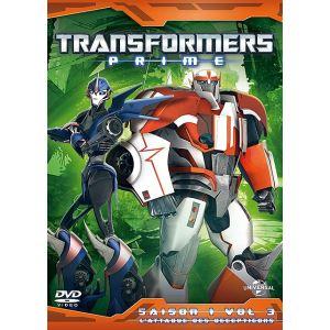 Transformers Prime - Saison 1 - Volume 3 : Les Decepticons passent à l'attaque