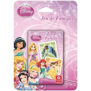 Cartamundi Jeu des 7 familles - Disney Princesses