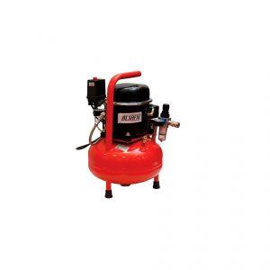 Alsafix Compresseur silencieux 10 Litres 230 V 0,5 CV SILENT 9/45 - AL57120